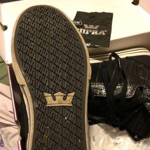 Supra Shoes - Supra  sky top chad muska pro model
